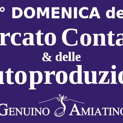 Manifesto Mercato contadino Genuino Amiatino